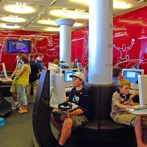Интернет-кафе Истры