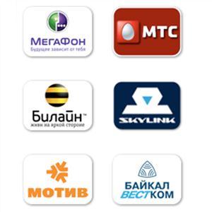 Операторы сотовой связи Истры