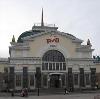 Железнодорожные вокзалы в Истре