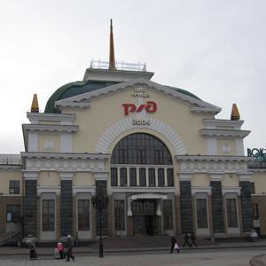 Железнодорожные вокзалы Истры
