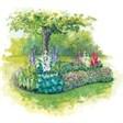 Загородный клуб Юна-Лайф - иконка «сад» в Истре